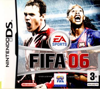[NDS]FIFA06(海外版)