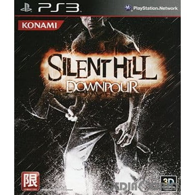 [PS3]SILENT HILL DOWNPOUR(海外版)
